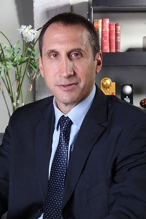 David Michael Blatt - Israely Speaker Center