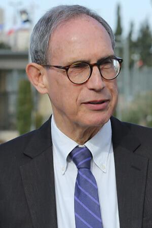 Dr. Nachman Shai